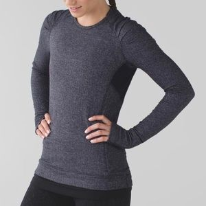 Lululemon Think Fast Crew Long Sleeve Pullover-8